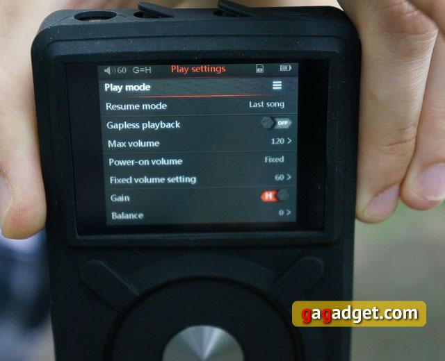 Обзор hi-fi плеера FiiO X5-18