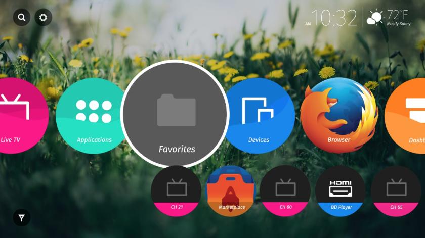 Скриншоты и информация о Firefox OS для «умных» телевизоров-2