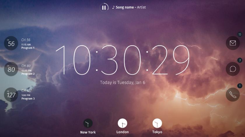 Скриншоты и информация о Firefox OS для «умных» телевизоров-3