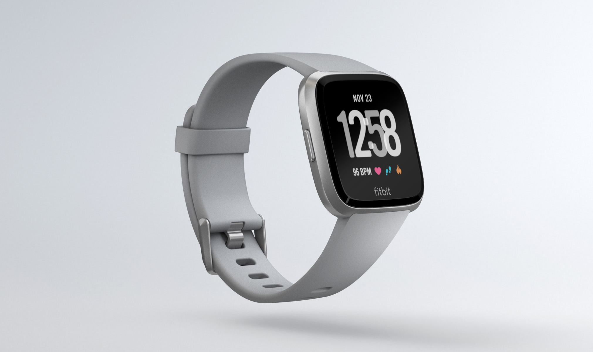"""Announcement of Fitbit Versa: """"smart"""" watches for everyone ..."""