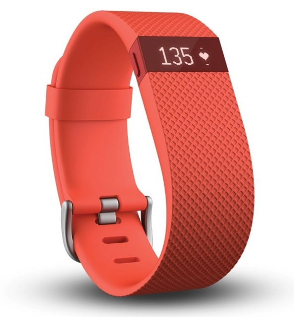 Fitbit анонсировала «умные» часы Surge и фитнес-браслеты Charge и Charge HR-3