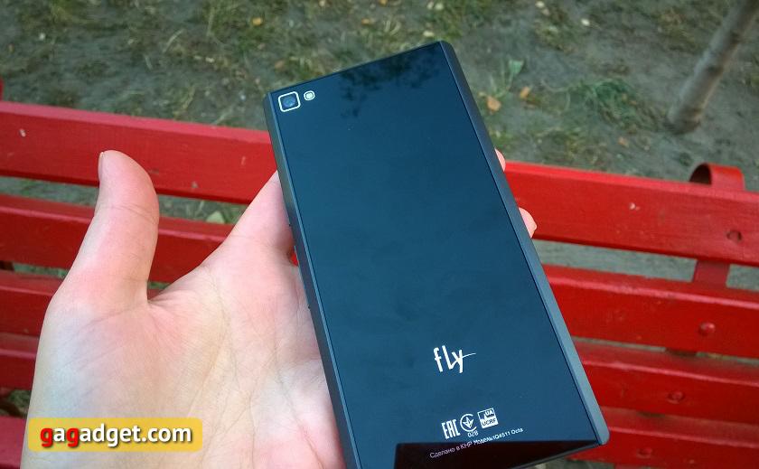 Обзор смартфона Fly IQ4511 Tornado Octa One-4