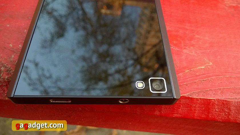 Обзор смартфона Fly IQ4511 Tornado Octa One-11
