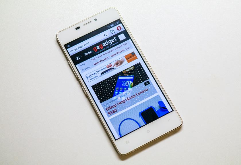 Кто на свете всех милее? Обзор сверхтонкого смартфона Fly Tornado Slim (IQ4516 Octa)