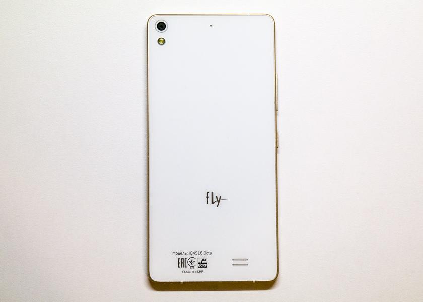 Кто на свете всех милее? Обзор сверхтонкого смартфона Fly Tornado Slim (IQ4516 Octa)-3