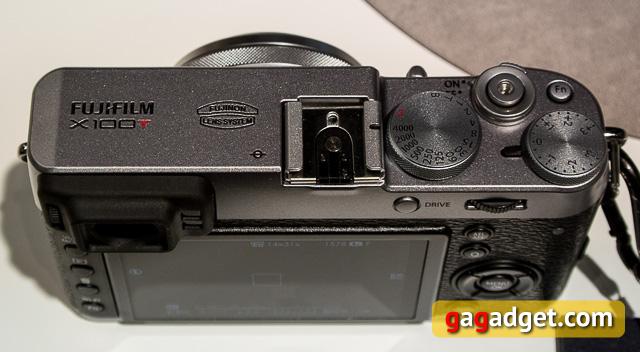 Photokina 2014. Fujifilm X100T и X30 своими глазами-2