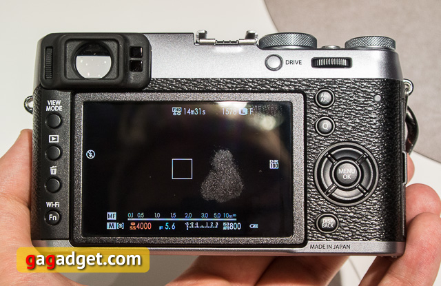 Photokina 2014. Fujifilm X100T и X30 своими глазами-3