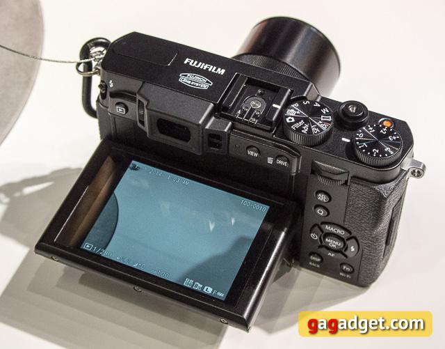 Photokina 2014. Fujifilm X100T и X30 своими глазами-4