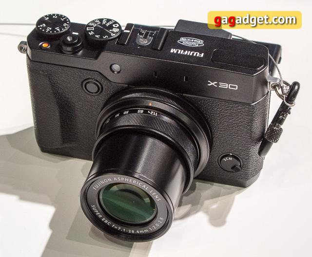 Photokina 2014. Fujifilm X100T и X30 своими глазами-5