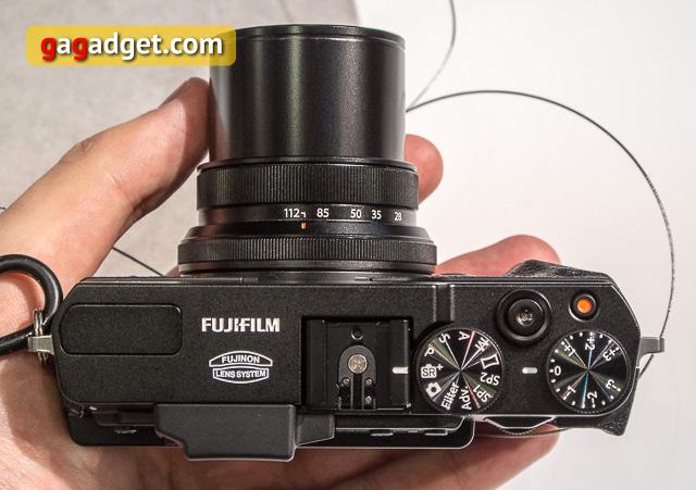 Photokina 2014. Fujifilm X100T и X30 своими глазами-6