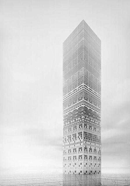 Вавилонские башни будущего: самые необычные концепты небоскребов-11