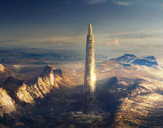 Вавилонские башни будущего: самые необычные концепты небоскребов-7