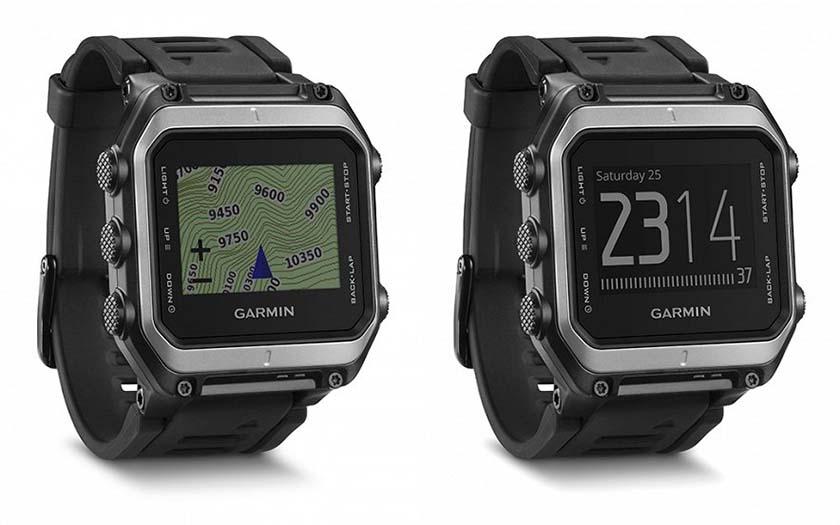 Смарт-часы для серьезных спортсменов и туристов Garmin Fenix 3 и Epix-2