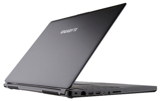 Gigabyte анонсировала игровой ноутбук P35X с видеокартой GeForce GTX 980M-2