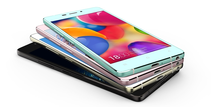 В середине ноября в продаже появится смартфон Fly Tornado Slim толщиной 5.1 мм-2
