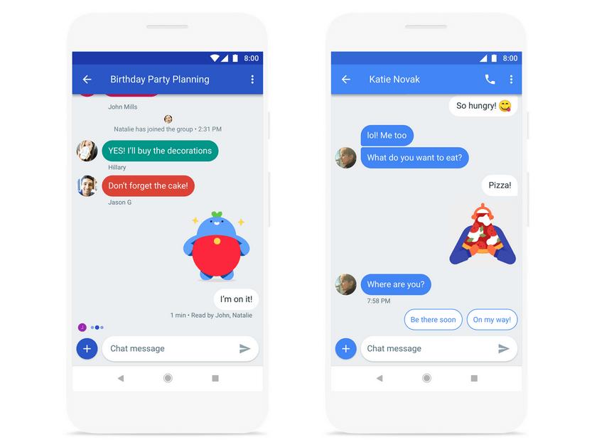На андроид пропадут обычные СМС