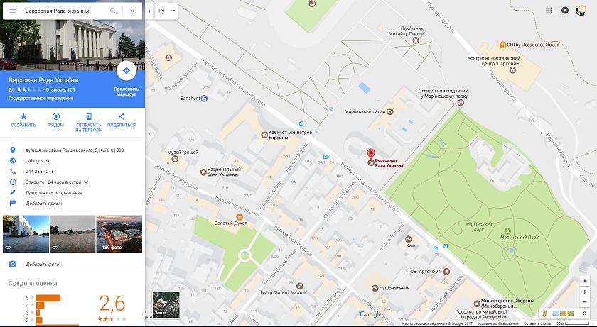 Как сделаны карты google
