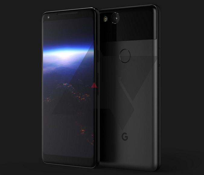 Google Pixel 2 показался нафотографиях