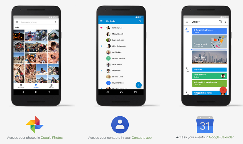 Google сделал переход на андроид сiOS проще