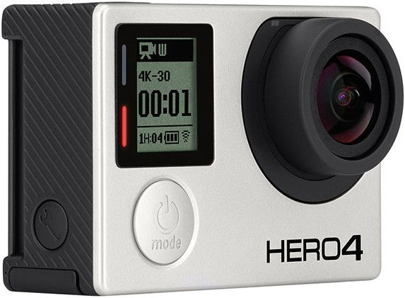 GoPro представит 8 октября камеры Hero4 Black и Silver Edition (update)-2