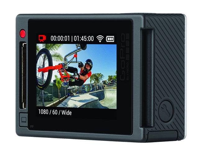 GoPro представит 8 октября камеры Hero4 Black и Silver Edition (update)-4