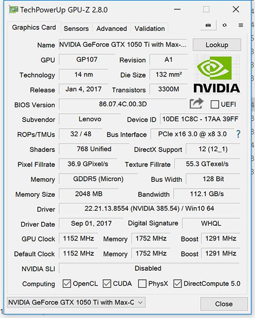 Обзор Lenovo IdeaPad 720s–15IKB: ноутбук для работы и игр-31