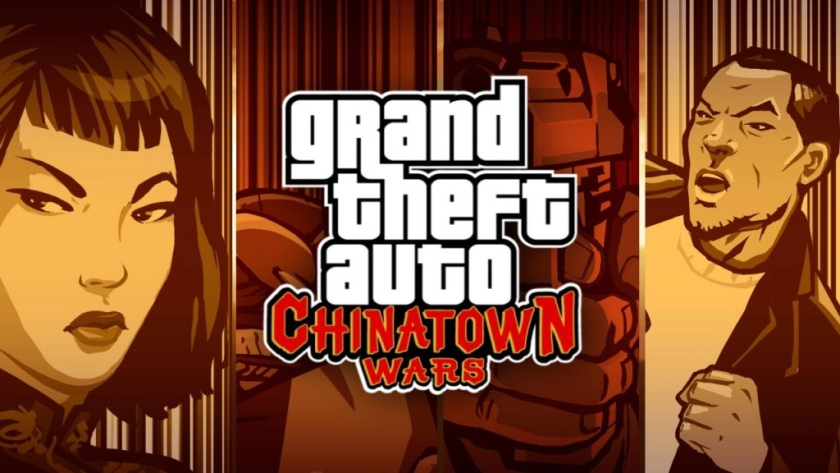 Rockstar Games выпустила GTA: Chinatown Wars для Android