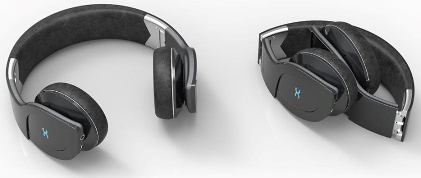 Helios: Bluetooth-наушники на солнечных батареях-4