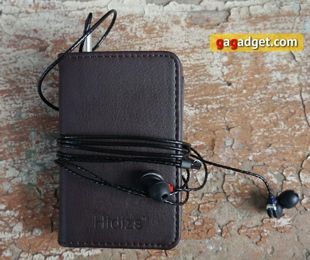 Обзор Hi-Fi аудиоплеера Hidizs AP100 -24