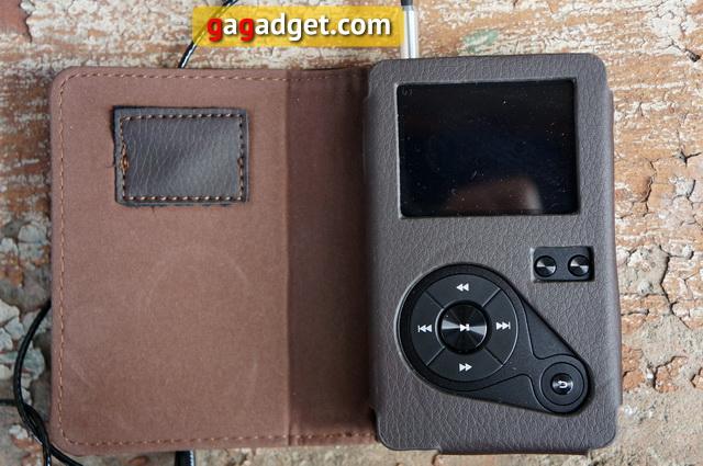 Обзор Hi-Fi аудиоплеера Hidizs AP100 -17