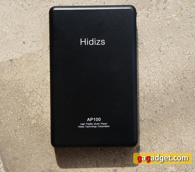 Обзор Hi-Fi аудиоплеера Hidizs AP100 -7