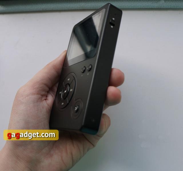 Обзор Hi-Fi аудиоплеера Hidizs AP100 -13