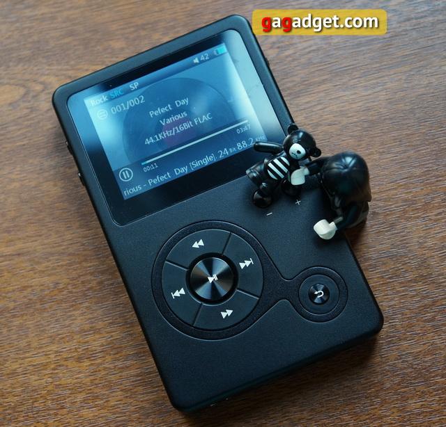 Обзор Hi-Fi аудиоплеера Hidizs AP100 -4