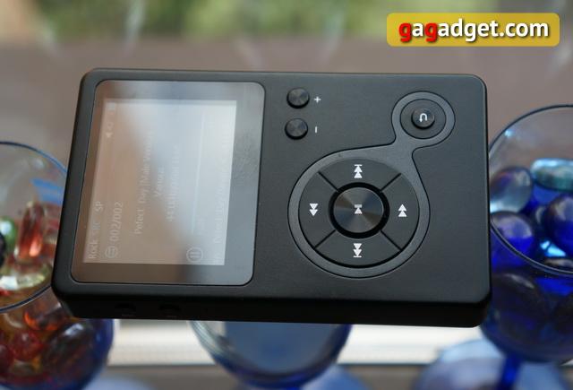 Обзор Hi-Fi аудиоплеера Hidizs AP100 -10