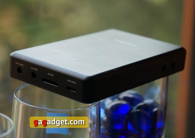 Обзор Hi-Fi аудиоплеера Hidizs AP100 -14