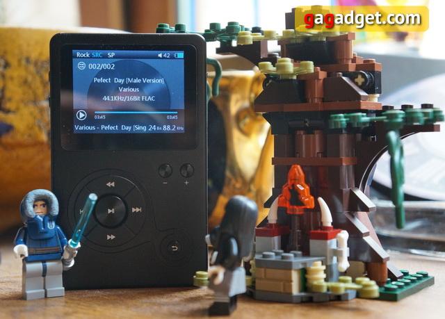 Обзор Hi-Fi аудиоплеера Hidizs AP100 -19