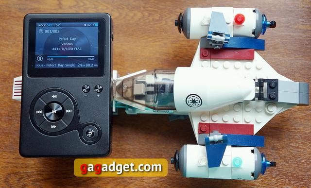 Обзор Hi-Fi аудиоплеера Hidizs AP100 -2