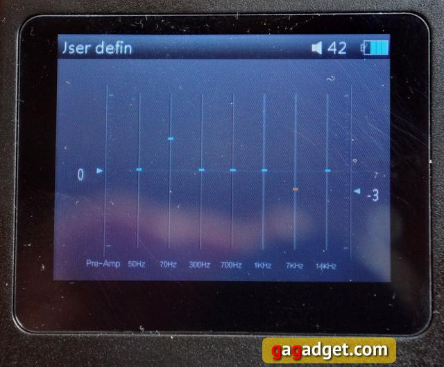 Обзор Hi-Fi аудиоплеера Hidizs AP100 -23