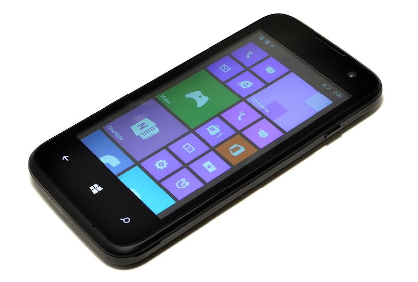 Обзор Highscreen WinWin: недорогой смартфон на Windows Phone 8.1 с двумя задними крышками в комплекте-4