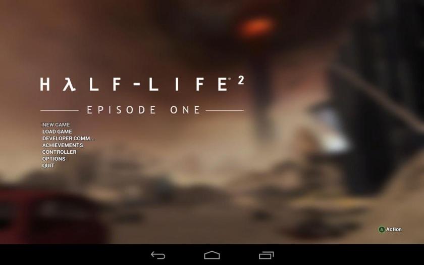 Half-Life 2: Episode One вышла эксклюзивно для планшета NVIDIA Shield Tablet