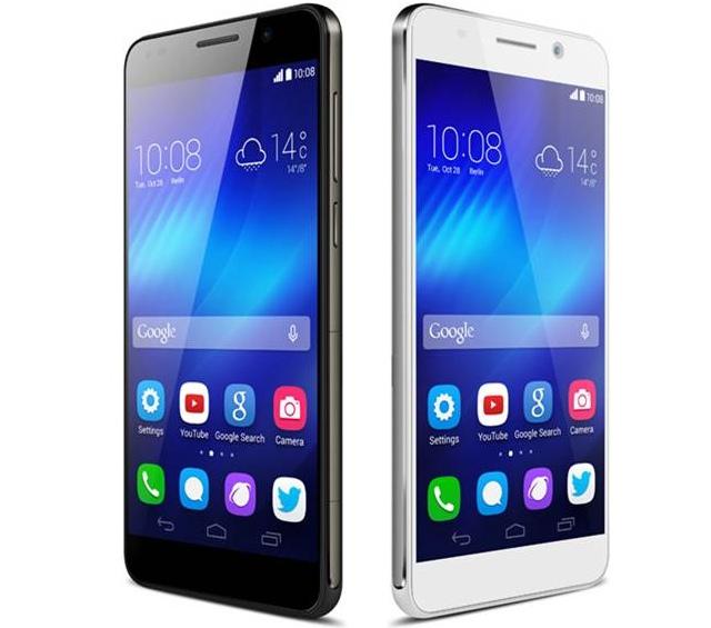 Смартфон Honor 6 поступил в продажу в Украине