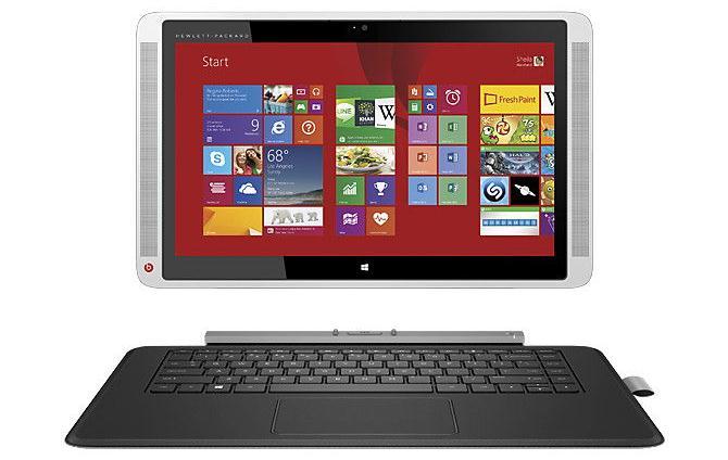 Гибридный планшет HP Envy x2 13t с процессорами Intel Core M Broadwell поступает в продажу