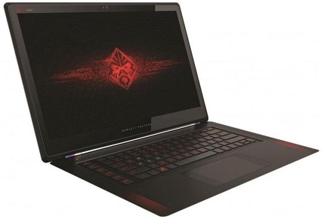 HP выпустит свой первый геймерский ноутбук Omen 15