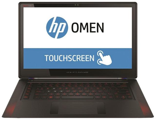 HP выпустит свой первый геймерский ноутбук Omen 15-2