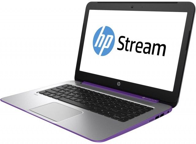 HP Stream: 14-дюймовый ноутбук на Windows за $300