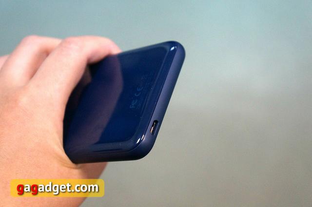Обзор смартфона HTC Desire 610: глянца много не бывает?-9