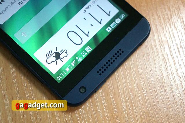 Обзор смартфона HTC Desire 610: глянца много не бывает?-11