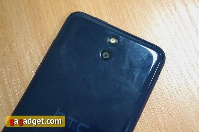 Обзор смартфона HTC Desire 610: глянца много не бывает?-5