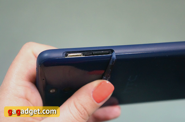 Обзор смартфона HTC Desire 610: глянца много не бывает?-8
