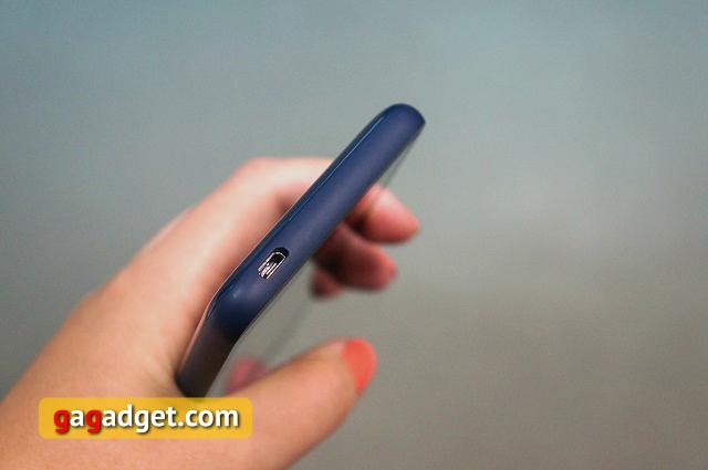 Обзор смартфона HTC Desire 610: глянца много не бывает?-6